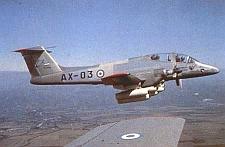 IA 58AArt: Erdkampfunterstützungsflugzeug