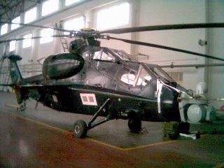 Z-10 Attack Helicopter (Bildquelle: Sinodefence)