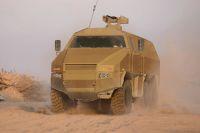 GlobalDefence - ILA 2008 -_GFF4 - Geschützte Führungs- und Funktionsfahrzeuge