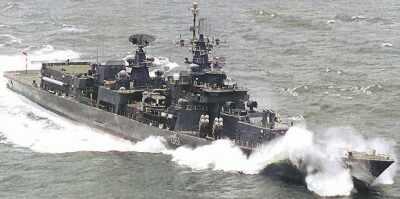 Delhi-Klasse / Quelle: Naval Technology