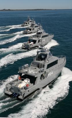 21.2 metre inshore patrol platform