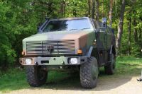Allschutz-Transportfahrzeug (ATF) Dingo