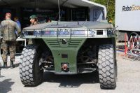 Gecko Unmanned Ground Vehicle (UGV)