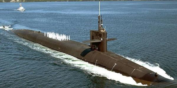 Marineforum - OHIO-Boote bieten genug Platz für Frauen (Foto: US Navy)