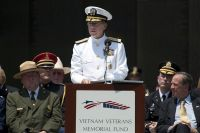 the annual Memorial Day Observance Ceremony
