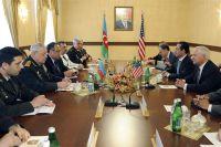 Gates Talks Strengthen Azerbaijan Partnership