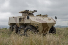 RG41 Wheeled Armoured Combat Vehicle
