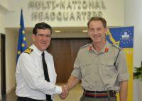 Operation Commander Major General Buster Howes