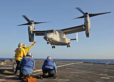 V-22 Osprey (Foto: US Navy)