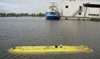 SeaOtter Mk II im Einsatz (Foto: ATLAS Elektronik)