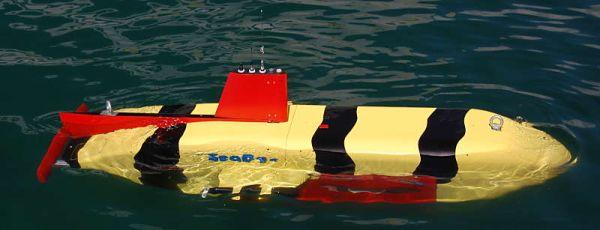 SEABEE (GREX) (Foto: ATLAS Elektronik)