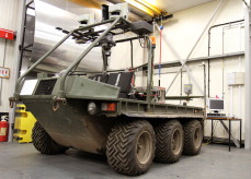 MOATV could carry troops' supplies in the field