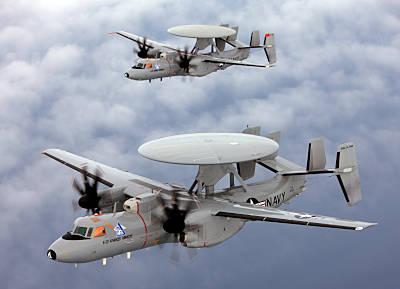 Marineforum - E-2D Advanced Hawkeye (Foto: US Navy)