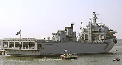 Marineforum - ARGUS (Foto: Deutsche Marine)Deutsche