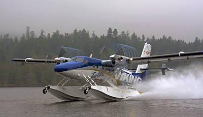 Marineforum - Twin Otter 400 (Foto: Viking Air)