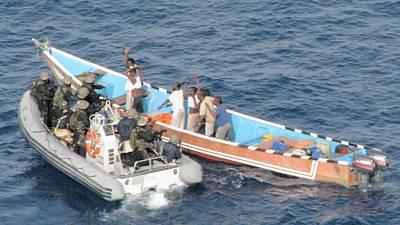 Marineforum - VICTORIA Boardingteam stellt Piraten (Foto: span. Marine)