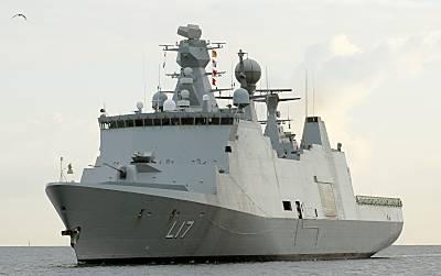 Marineforum - ESBERN SNARE (Foto: Deutsche Marine)
