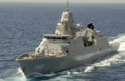Marineforum - DE ZEVEN PROVENCIEN (Foto: US Navy)