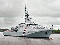 Trinidad & Tobago Offshore Patrol Vessel Scarborough