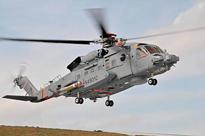 Marineforum - CH-148 Cyclone Prototyp (Foto: NDHQ)