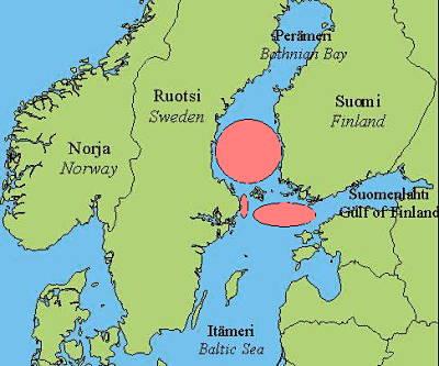 Marineforum - Grafik: finnische Marine
