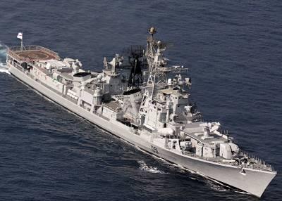 Marineforum - RAJPUT (Foto: Bharat-Rakshak.com)