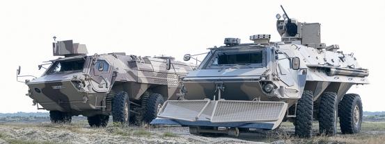Transportpanzer Fuchs 1A8