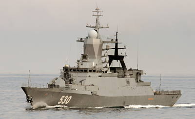 Marineforum - STEREGUSHCHIY (Foto: Deutsche Marine):