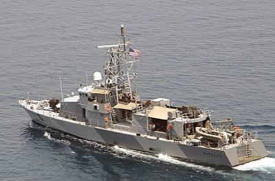 Marineforum - Wachboot der CYCLONE-Klasse