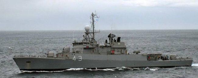 Marineforum - argentinische SPIRO (Foto: Deutsche Marine)
