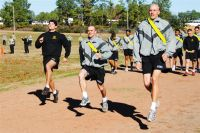 Army's new Physical Readiness Training program