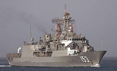 Marineforum - Australische Fregatte STUART (Foto: Michael Nitz)