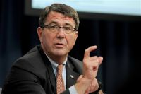 Ashton B. Carter, undersecretary of defense for acquisition, technology and logistics