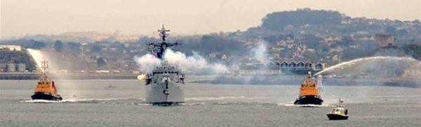Marineforum - Final Homecoming (Foto: navynews.co.uk)