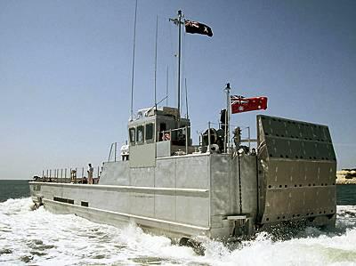 Marineforum - LCM 2000 Watercraft (Foto: austr. Marine)
