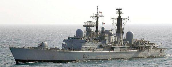 Marineforum - MANCHESTER (Foto: US Navy)