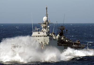 Marineforum - INFANTA ELENA (Foto: span. Marine)