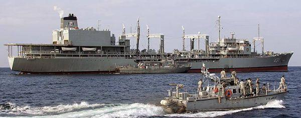 Marineforum - KHARG (Foto: staatl. iranische Medien)