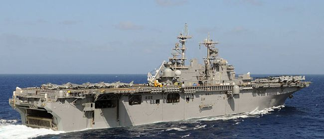 Marineforum - KEARSARGE (Foto: US Navy)