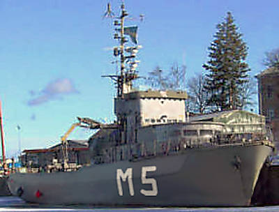 Marineforum - MARSHAL-5 (Foto: naval guards ltd)