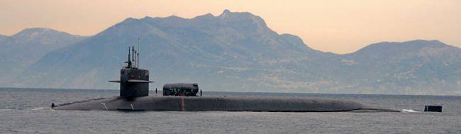 Marineforum - FLORIDA im Mittelmeer (Foto: US Navy)