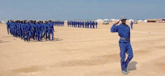 Marineforum - Ausbildung in Puntland