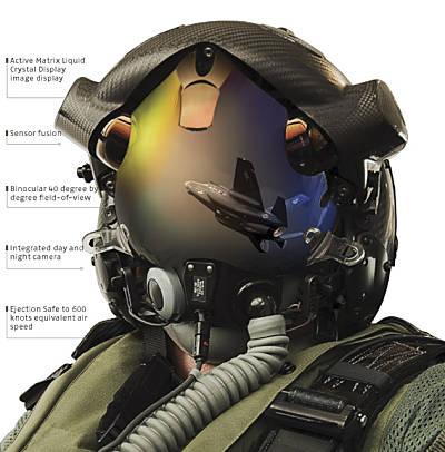 Der neue Helm (Quelle: USMC)