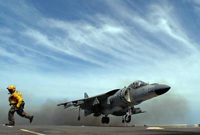 Ablösung für veraltende AV-8B Harrier II (Foto: US Navy)