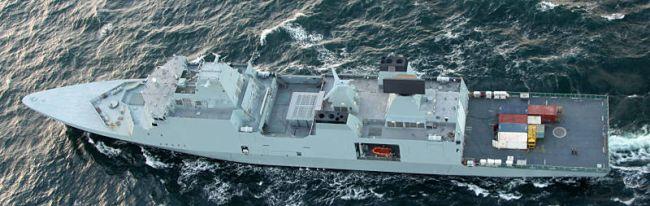 IVER HUITFELDT (Foto: dän. Marine)