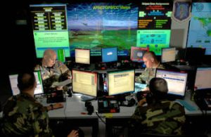 - Cyber Command der US Air Force (Foto: US Air Force)
