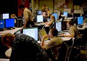 US Navy Cyber Defense Command (Foto: US Navy)
