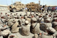 Camp Leatherneck in Afghanistan