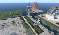 MyBase islands in Second Life