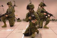 Future Immersive Training Environment at Camp Lejeune, N.C.
